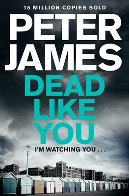 Book cover for Dead Like You